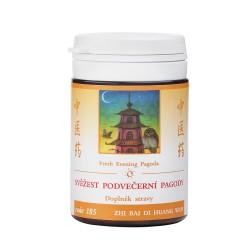 Kód 185 - Svěžest podvečerní pagody - ZHI BAI DI HUANG WAN mod.